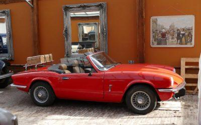 Oldtimer autók világa