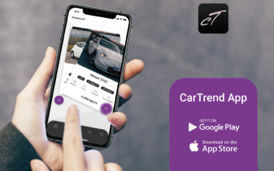 Bemutatkozik az új CarTrend applikáció